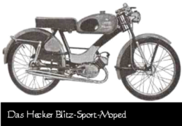 Hecker Blitz Sport
